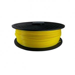 Flexible пластик KLEMA жовтий