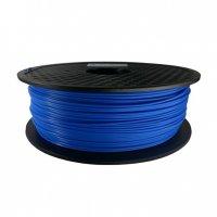 HPLA пластик синий