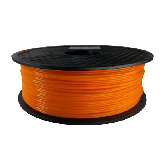 PETG пластик KLEMA оранжевый