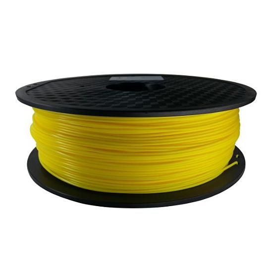 PETG пластик KLEMA жёлтый