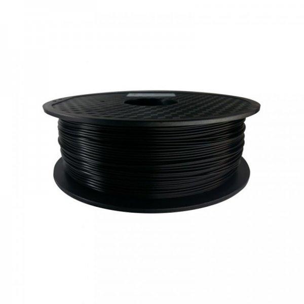 PLA пластик KLEMA чёрный