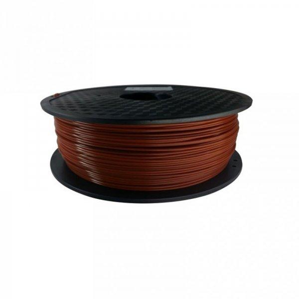 PLA пластик KLEMA коричневый