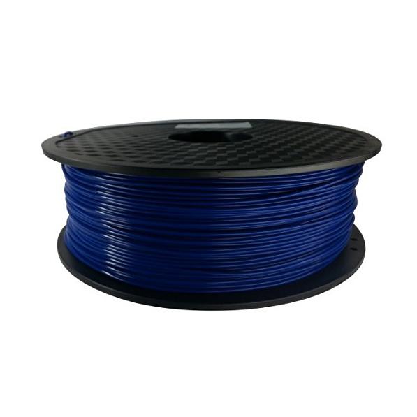 PLA пластик KLEMA тёмный синий