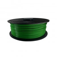 PLA пластик KLEMA тёмный зелёный