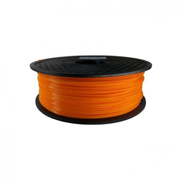 PLA пластик KLEMA оранжевый