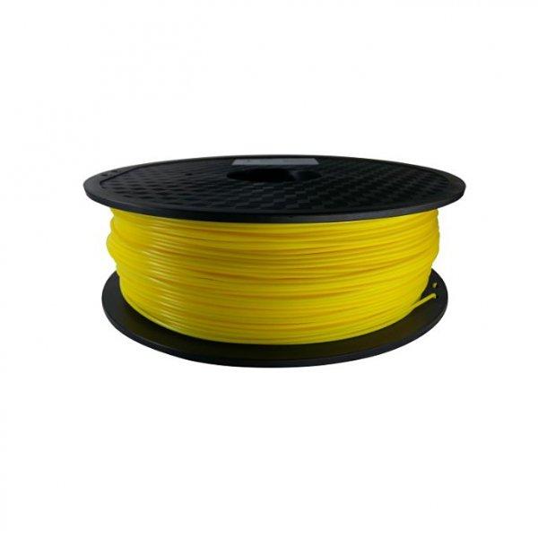 PLA пластик KLEMA жёлтый