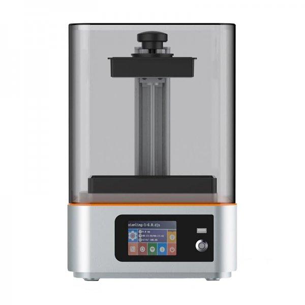 SLA 3D принтер KLD-LCD1268 New 2018
