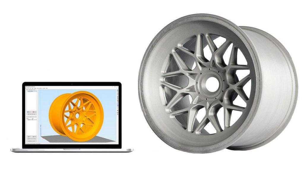 3D printer CreatBot D600 Pro Software