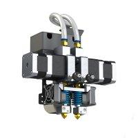 3D принтер CreatBot D600 Pro екструдери