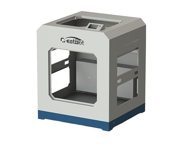 3D принтер CreatBot D600 Pro корпус пристрою