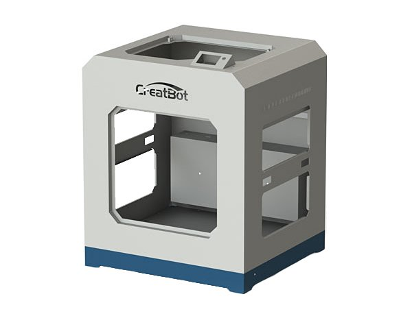 3D принтер CreatBot D600 Pro корпус