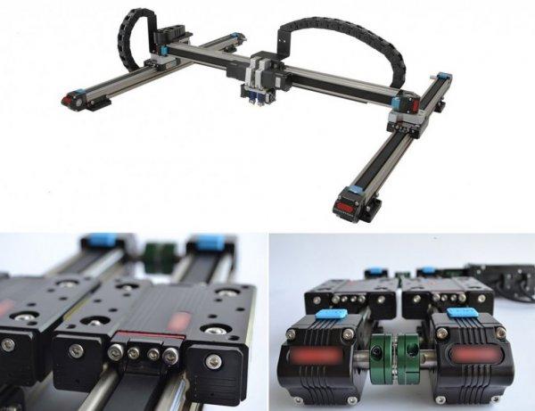 3D принтер CreatBot D600 Pro шаговые двигатели