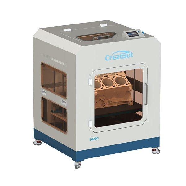 3D принтер CreatBot D600 Pro купити в Києві