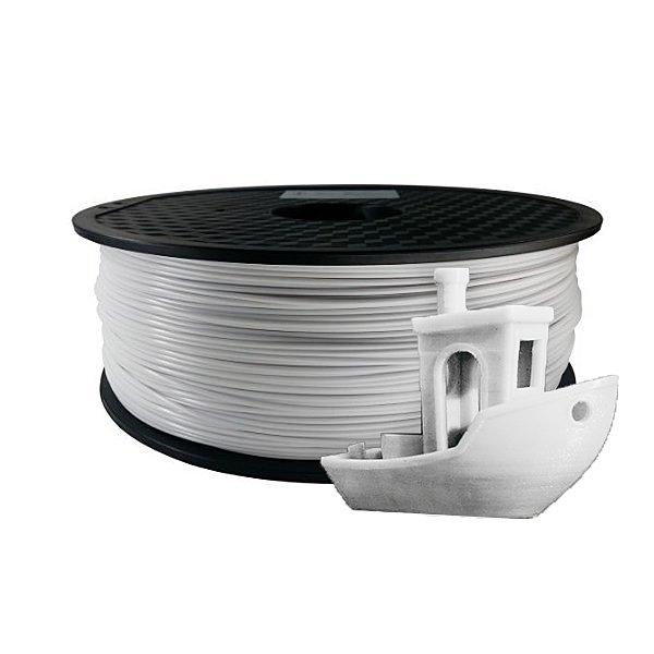 ABS пластик KLEMA 1,75 мм белый
