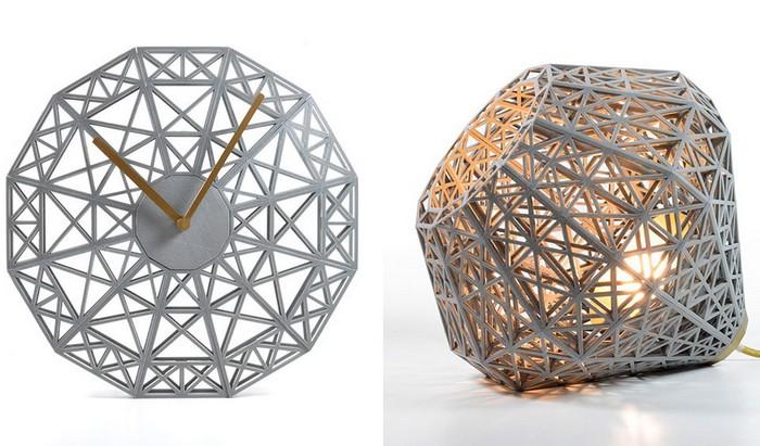 Как можно применить 3Д-печать в интерьере?