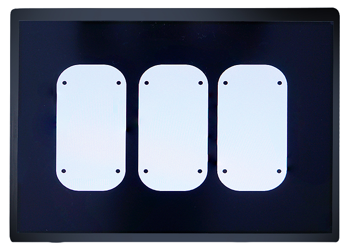 Liquid Crystal HR2 дисплей