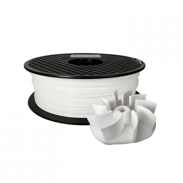 PLA пластик KLEMA белый 1,75 мм