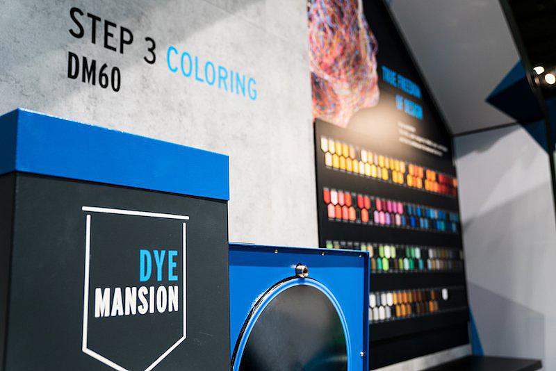 Технология VFS от компанииDyeMansion