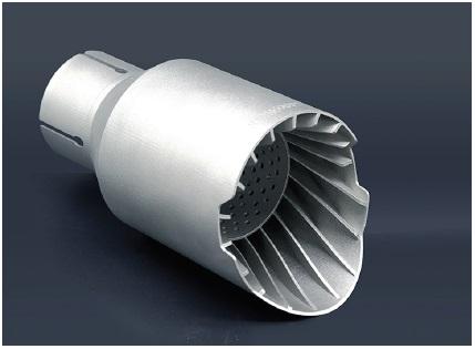 металлический 3D принтер EP-M250 от Шайнинг3Д