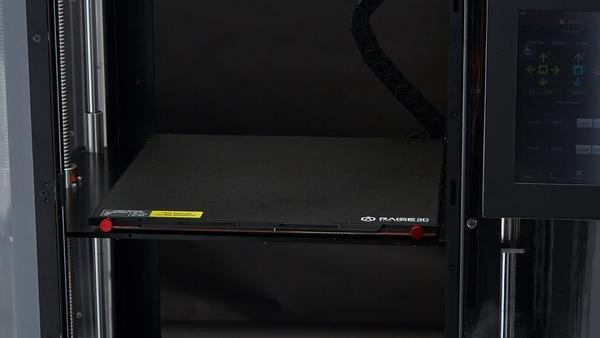 3D принтер Raise3D Pro2 платформа