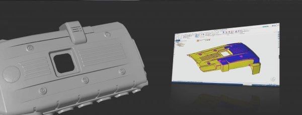 3D сканер EinScan Pro 2X купить Харьков