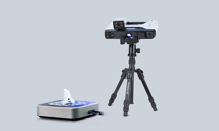 3Д-сканирование объектов
