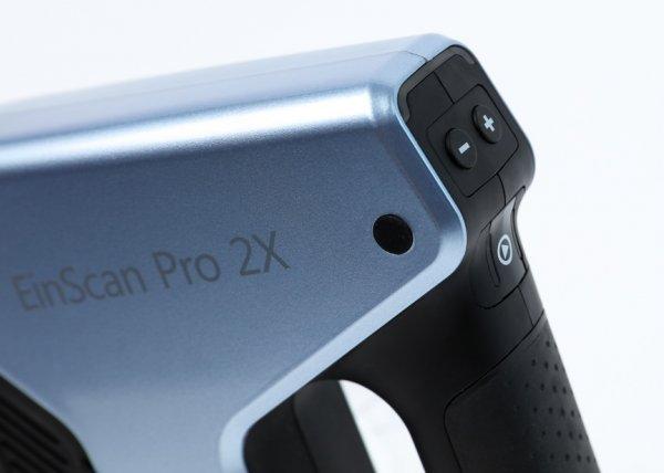 3D сканер EinScan Pro 2X эргономика