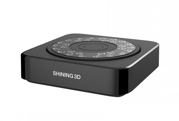 3D сканер EinScan Pro 2X поворотная платформа