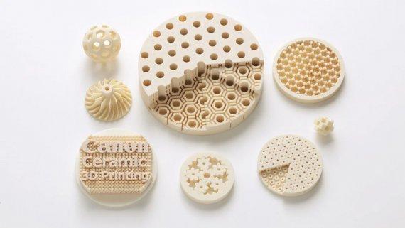3D печать керамикой от компании Canon