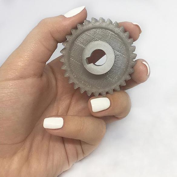 PET пластик KLEMA шестерни