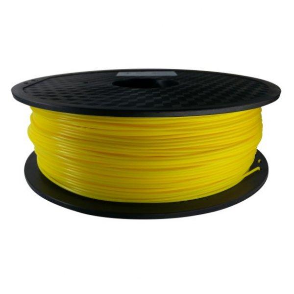 3D пластик HPLA жёлтый