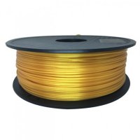 Золотой пластик KLEMA 1,75 мм и 3 мм