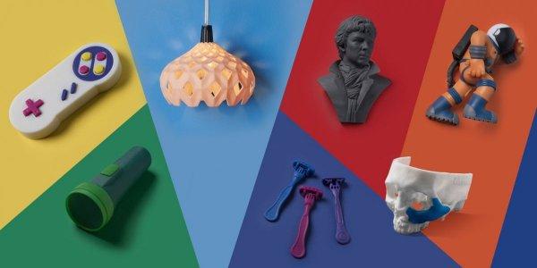 Formlabs Color Kit изделия