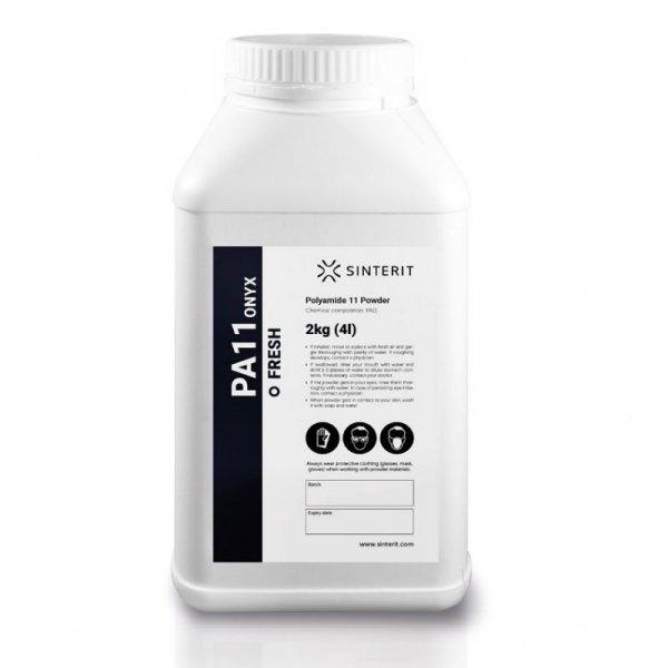 Порошок SLS PA11 Onyx FRESH от Sinterit