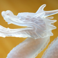 3D пластик PMMA применение