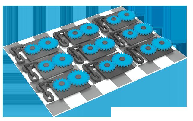 Sinterit LISA процесс печати