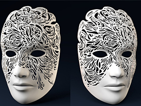 3D принтер SLA KINGS 3035 Pro изделия