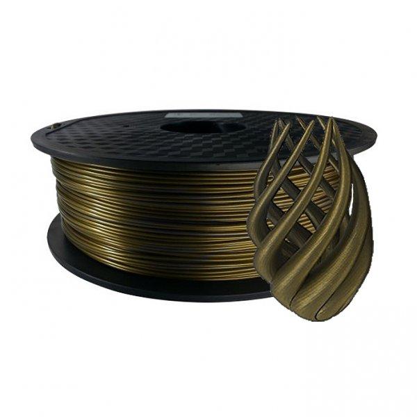PLA пластик KLEMA бронзовый