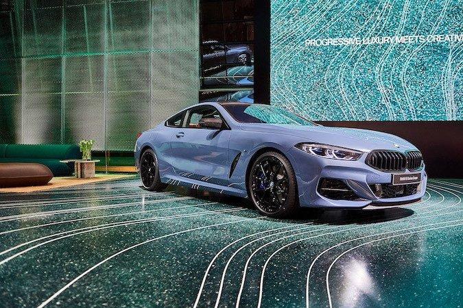 3D печать на выставке BMW