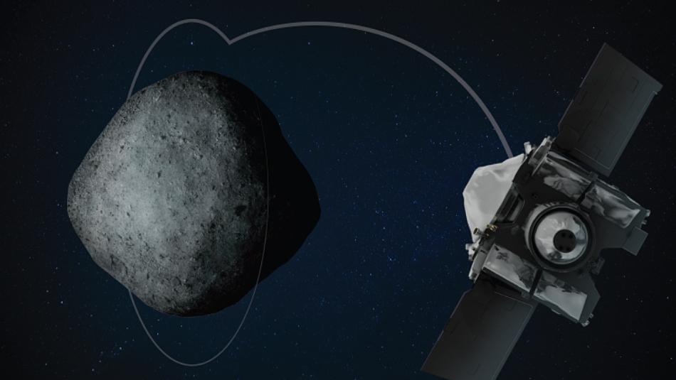 Миссия NASA OSIRIS-REx