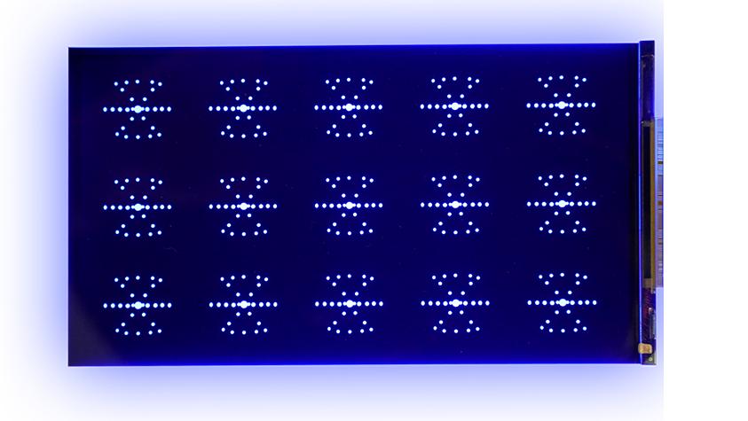 ЖК-дисплей з високою роздільною здатністю