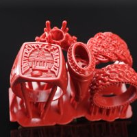 3D принтер B9Creator V1.2HD вироби
