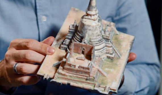3D печать исторических артефактов