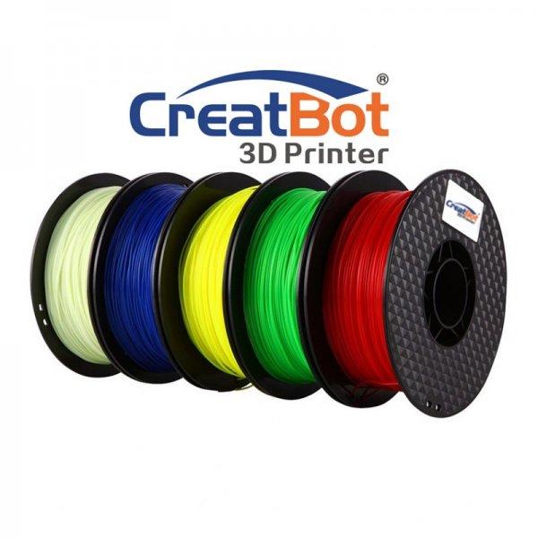 PLA пластик CreatBot 1,75 мм и 3 мм