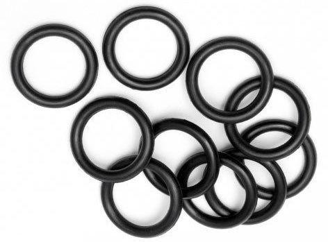 Резиновые кольца 7*3*2