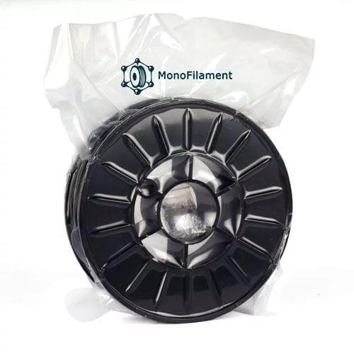 PLA MonoFilament пластик для 3д печати обзор