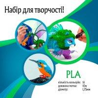пластик PLA для 3D ручки