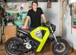 3D прототип мотоцикла