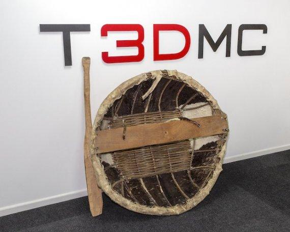 3D-сканирование 3D-печать восстановление изделий реставрация