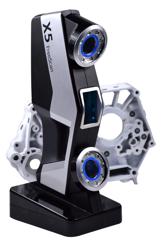 3D сканер Shining 3D FreeScan X5